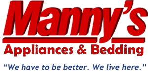 Manny's TV & Appliances Logo