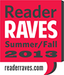 Reader Raves Button 2013