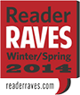 Reader Raves Button 2014