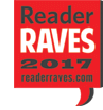 Reader Raves Button 2017