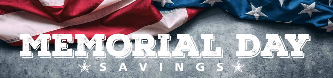 LG Memorial Day Savings Event